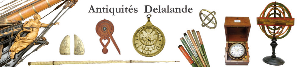 Antiquites de marine et science